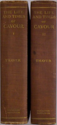 Image for The Life and Times of Cavour 2 volumes