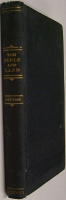 Image for The Bible and Land