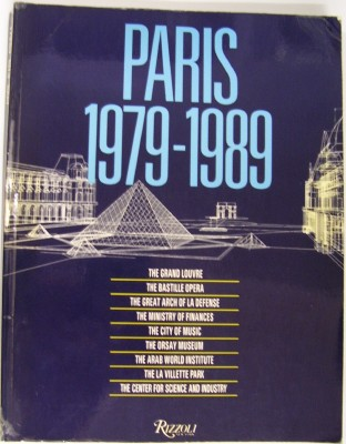 Image for Paris 1979-1989