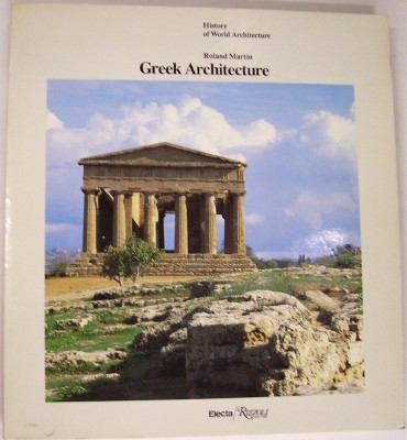 Image for Greek Architecture: Architecture of Crete, Greece, and the Greek World