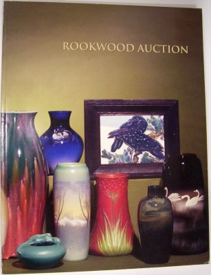 Image for Rookwood Auction June 7, 1997