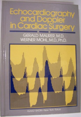 Image for Echocardiography and Doppler in Cardiac Surgery