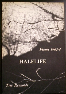 Image for Half Life Poems 1962-4