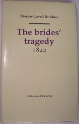 Image for The Bride's Tragedy: 1822